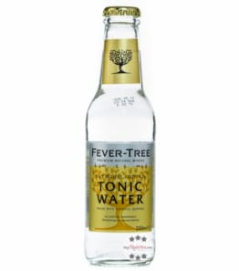 Fever-Tree Premium Indian Tonic Water / 0 % Vol. / 0,2 Liter-Flasche