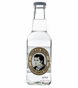 Thomas Henry Elderflower Tonic / 0 % Vol. / 0,2 Liter-Flasche