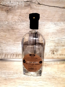 Triple Peak Brown Label Dry Gin Flasche