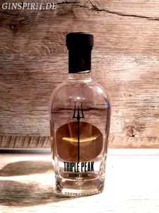 Triple Peak Brown Label Dry Gin